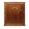 Queen Anne Walnut Hanging Corner Cupboard