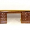 Walnut Contemporary Desk