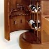 Walnut Contemporary Desk