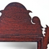 Chippendale Mahogany Looking Glass No. 1