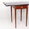 Hepplewhite Mahogany Inlaid Pembroke Table