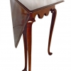 Queen Anne Walnut Handkerchief Table
