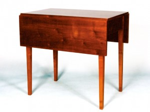 Hepplewhite drop leaf Table-633