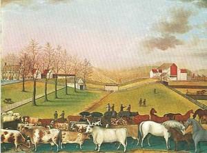 The Cornell Farm