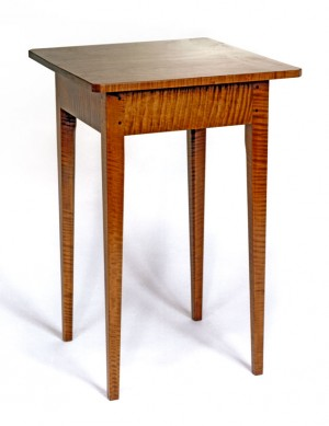 TigerMapleSideTable633-w