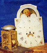 ROXBURY TALL CASE CLOCK