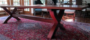 Hondraus Mahogany Dining Table