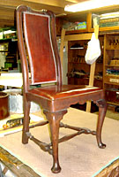 Leatherback Side Chair Photos