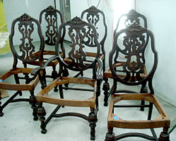Dining Room Chairs Photo