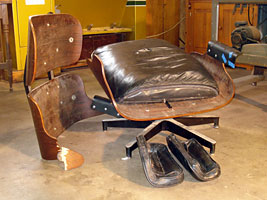 Eames Lounge Chair Photo