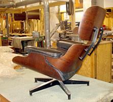 Eames Lounge Chair Photo