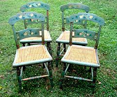 Hitchcock Chairs Photo