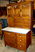 Hoosier Cabinet Photos