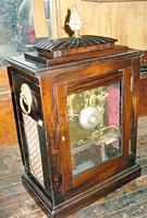 Kensington English Bracket Clock Photo
