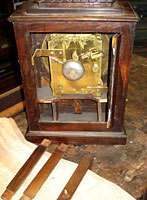 Kensington English Bracket Clock Photo
