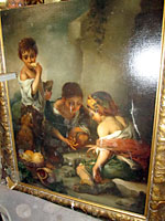 Bartolome Murillio Painting Photo