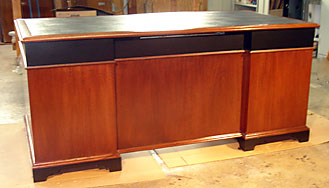 Office Desk Restoration Photo