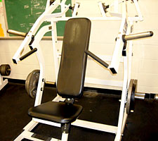 Weight Room Equipment Photo