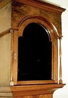John Wood Tall Case Clock