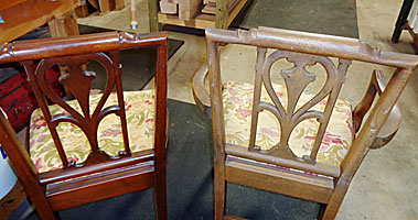 Potthast Side Chairs